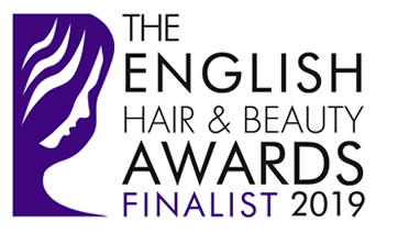 The English Hair & Beauty Awards Finalist 2019